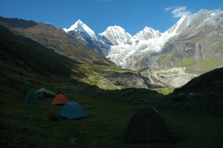 Panch Chuli Base Camp